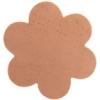 Metal Blank 24ga Copper Flower 34mm No Hole